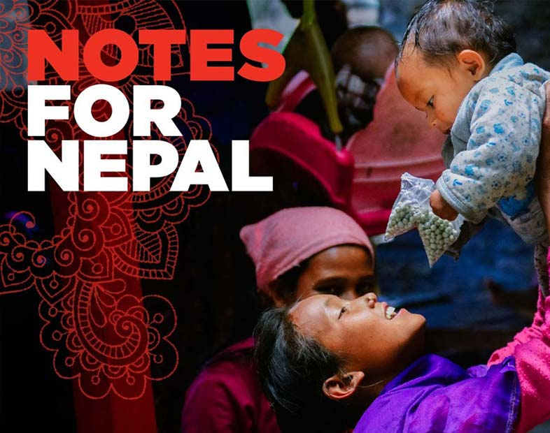 Notes for Nepal