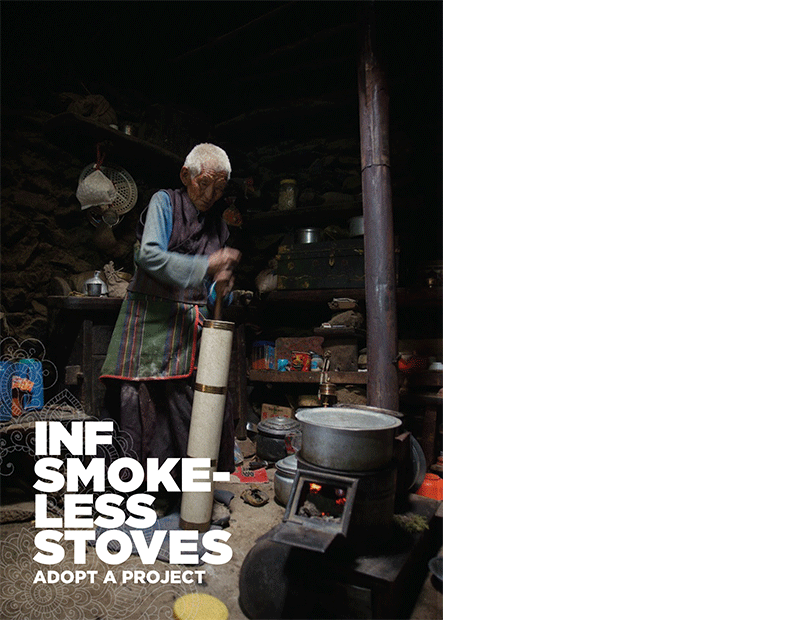 INF Smokeless Stoves