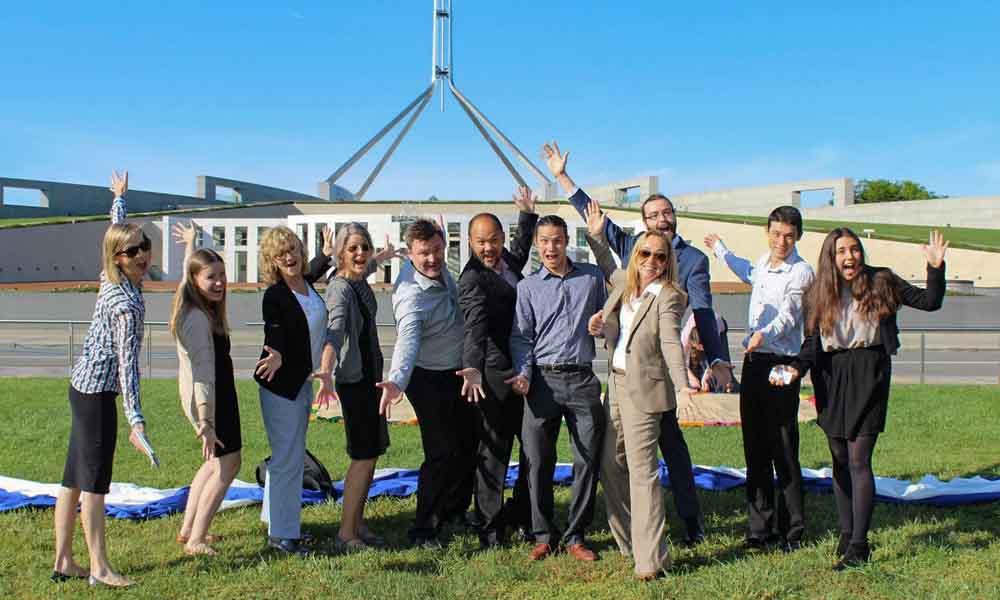 Micah Australia event voice for justice