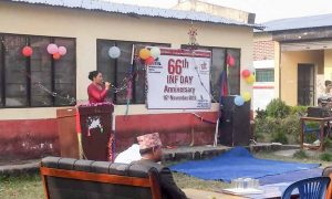 INF day celebrated in INF Banke office