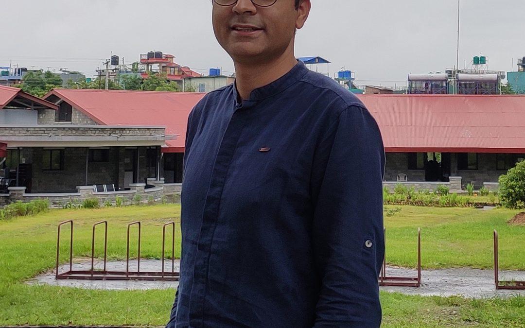Welcome Amrit Koirala